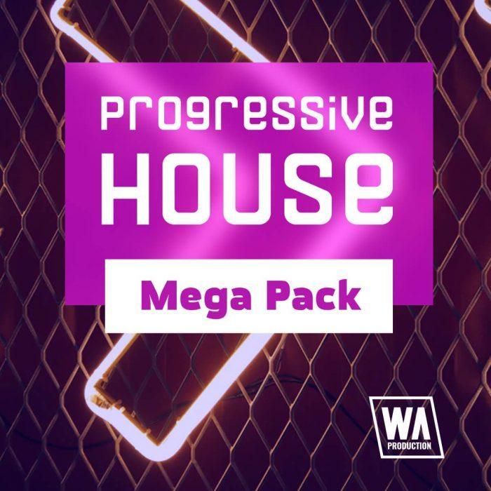 WA Progressive House Mega Pack
