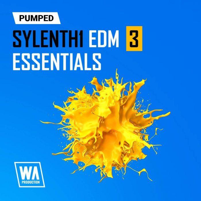 WA Pumped Sylenth1 EDM Essentials 3
