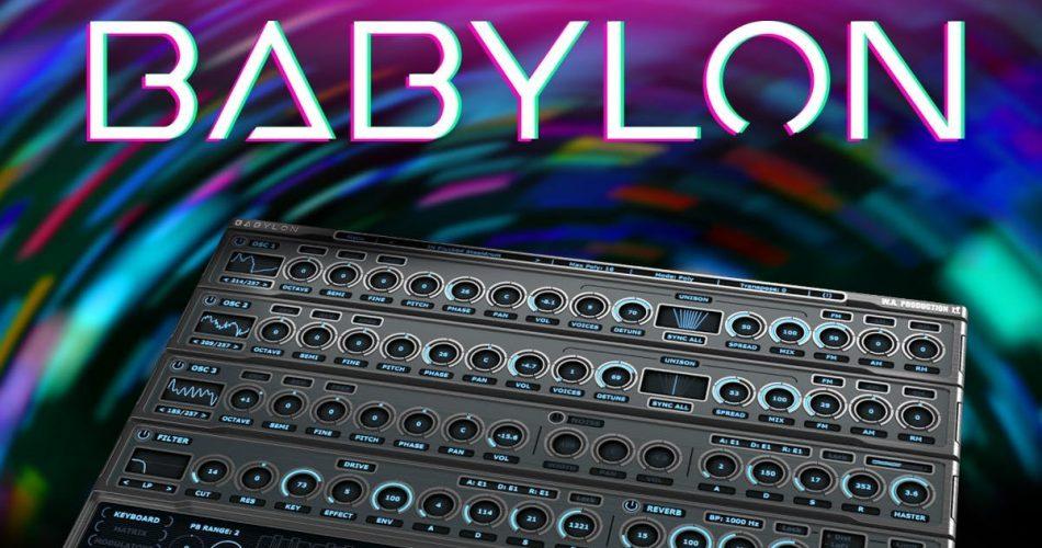 WA Trance for Babylon