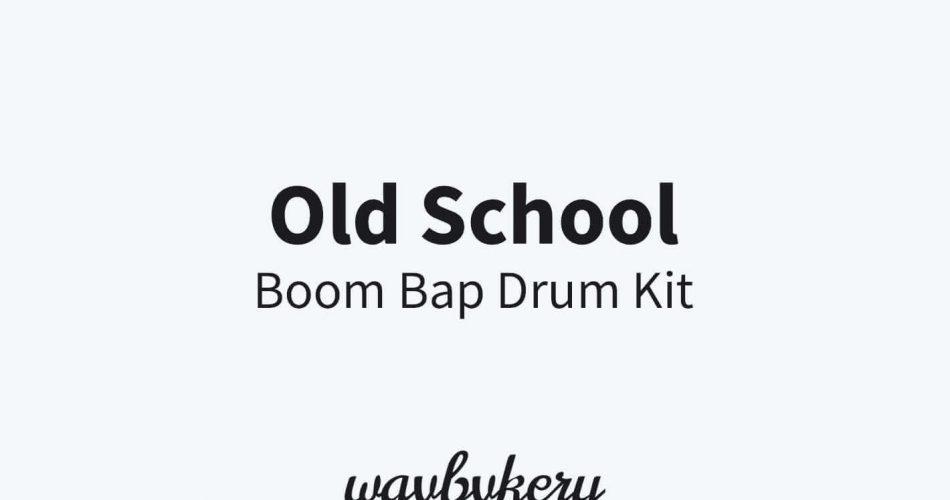 Wavbvkery Old School Boom Bap Drum Kit