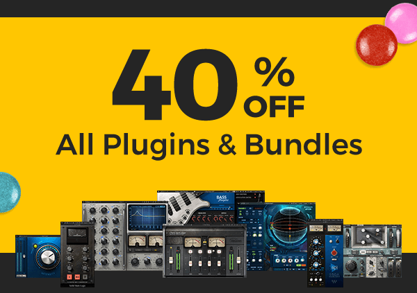 Waves Audio Halloween Sale
