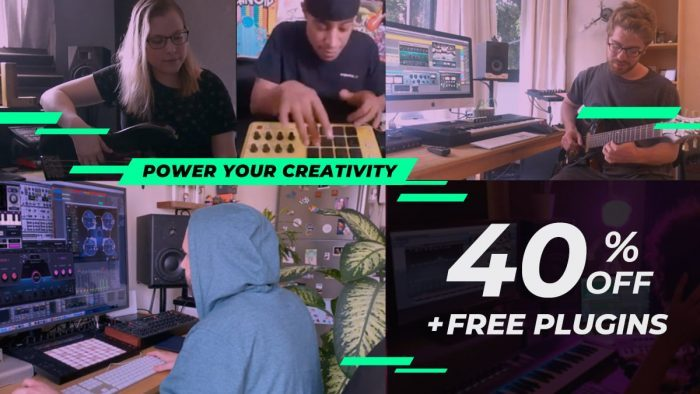 Waves Creativity Sale
