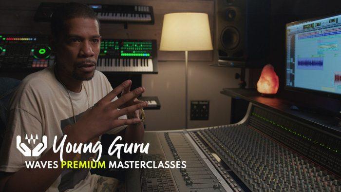 Waves Young Guru Masterclass