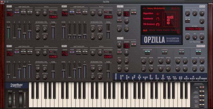 2getheraudio OpZilla FM Synth