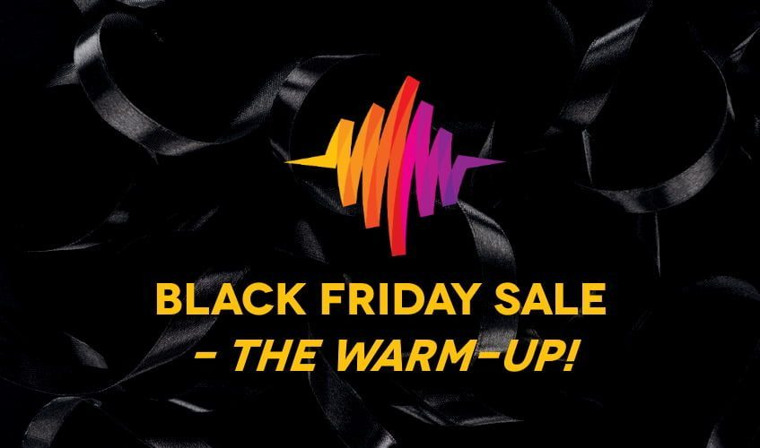 A Sound Effect Black Friday Warmup