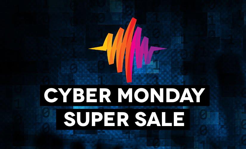 A Sound Effect Cyber Monday Super Sale