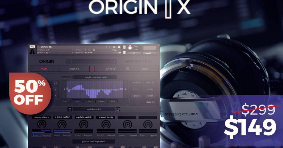 APD Origin X 50 OFF