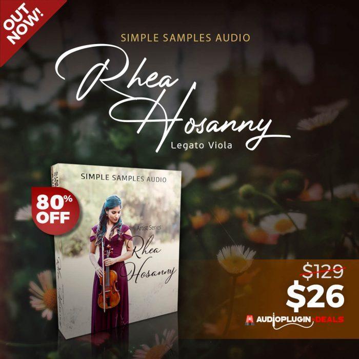 APD Simple Samples Rhea Hosanny Legato Viola