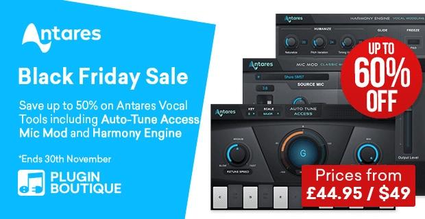 Antares Black Friday Sale