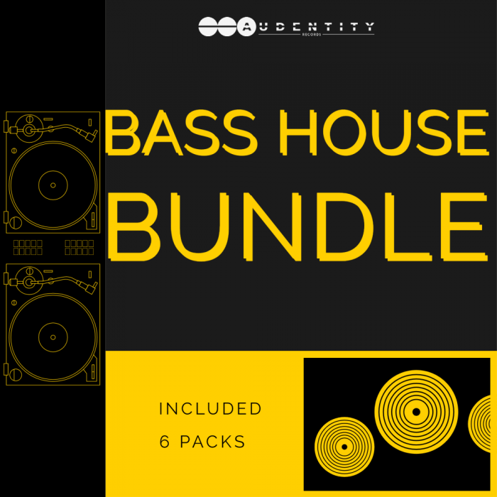 Audentity Records Bass House Bundle