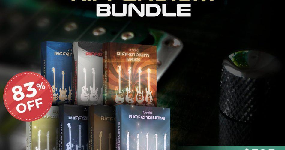 Audio Plugin Deals Riffendium Bundle