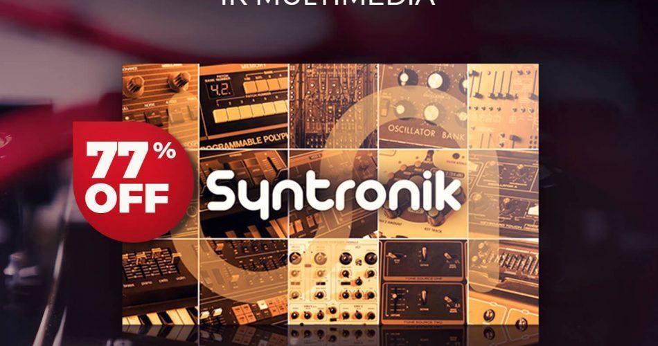 Audio Plugin Deals Syntronik 69 USD