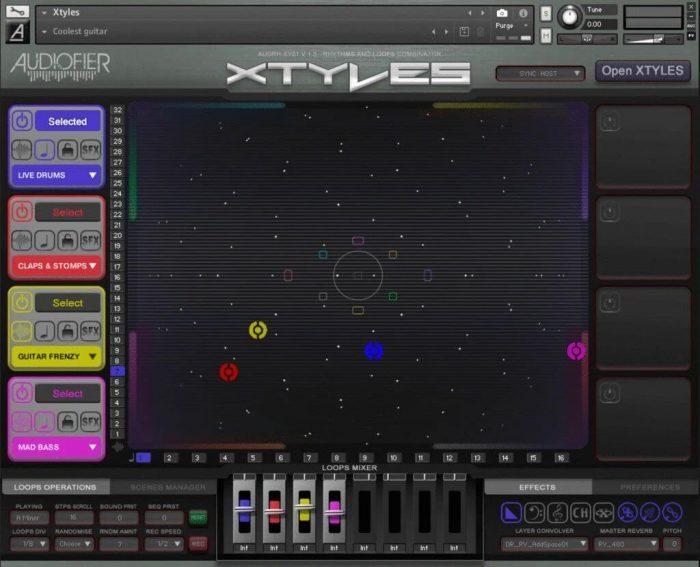 Audiofier Xtyles