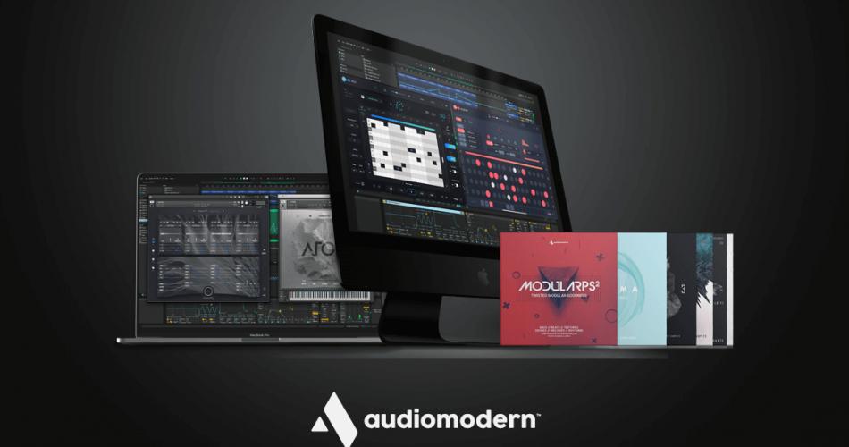 Audiomodern Season Sale 2020 feat