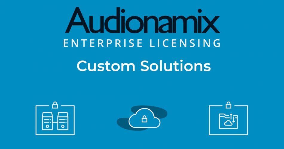 Audionamix Enterprise Licensing