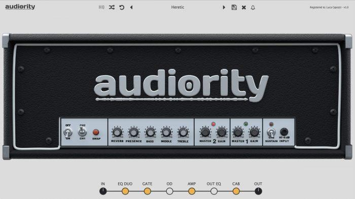 Audiority Solidus Randy 250