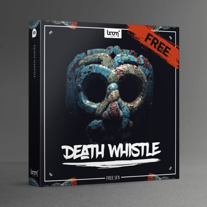 BOOM Library Death Whistle