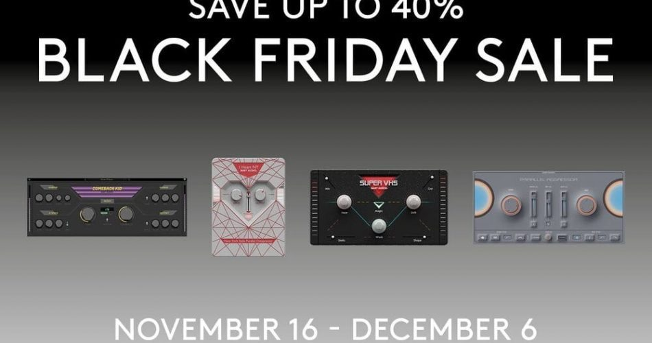 Baby Audio Black Friday Sale
