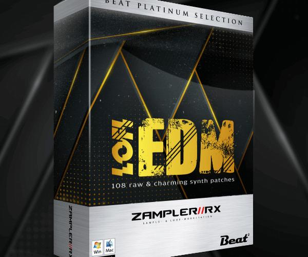 Beat Zampler LoFi EDM