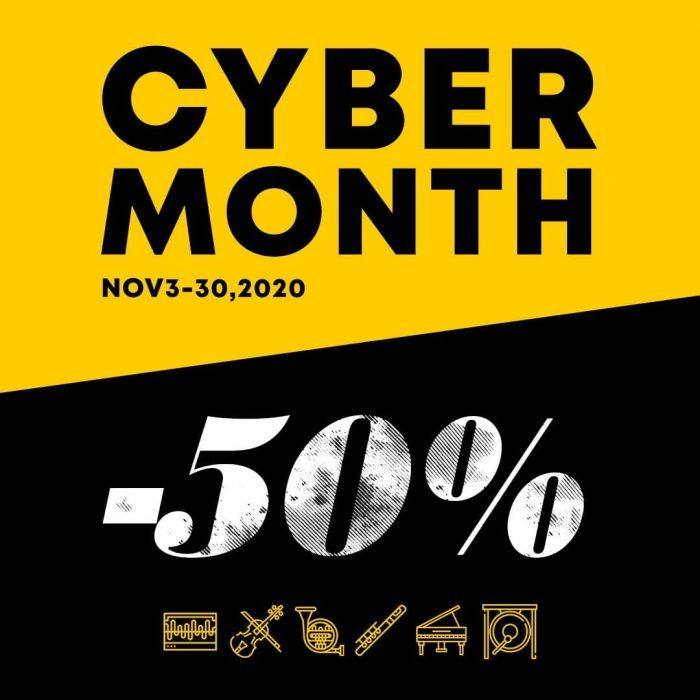 Cinesamples Cyber Month