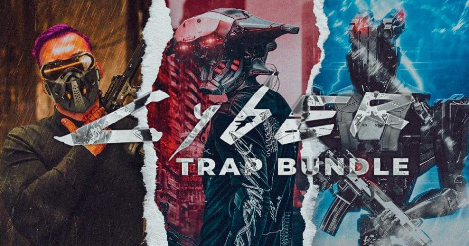 Double Bang Music Cyber Trap Bundle
