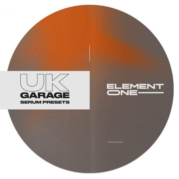 Element One UK Garage Serum Presets