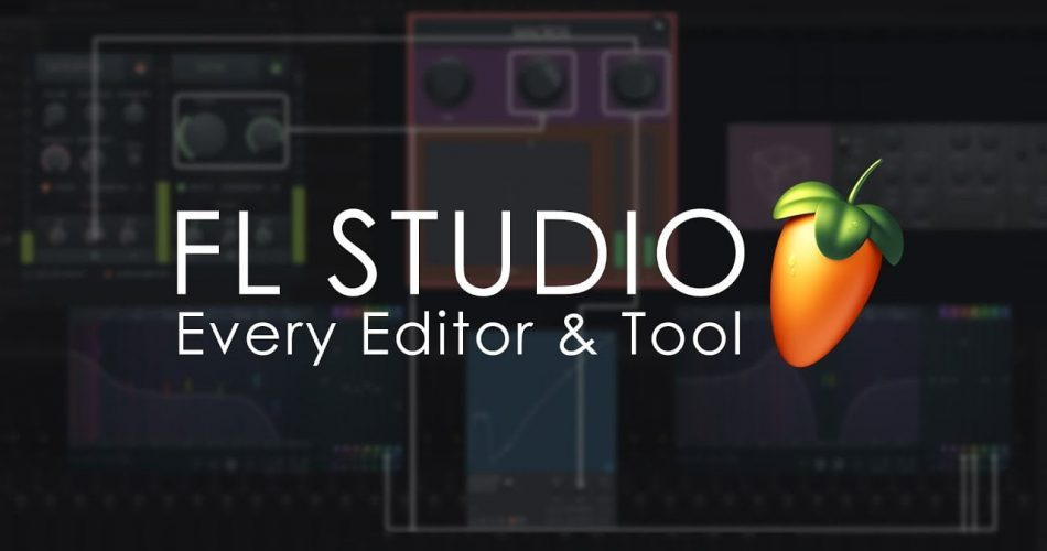 FL Studio Every Audio Editor and Tool