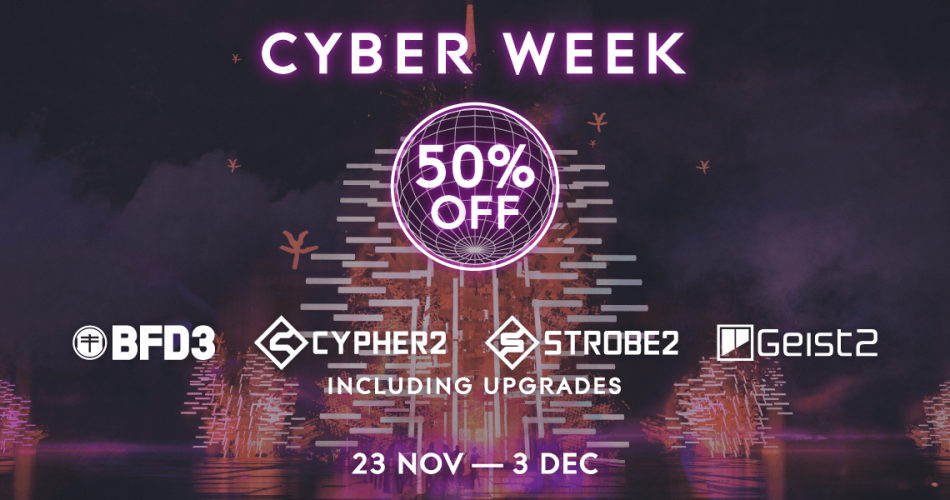 FXPansion Cyber Week Sale