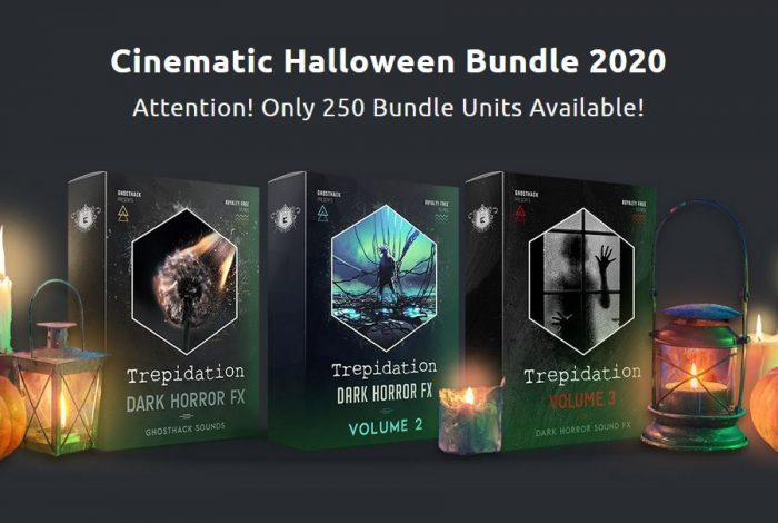 Ghosthack Halloween Bundle