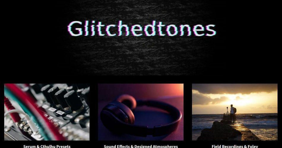 Glitchedtones Sale