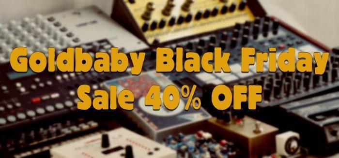 Goldbaby Black Friday 2020