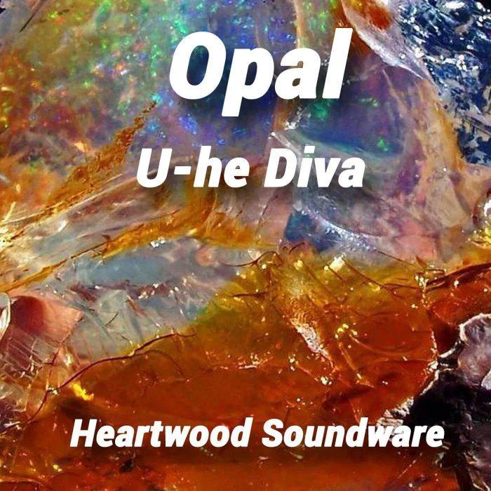 Heartwood Soundware Diva Opal