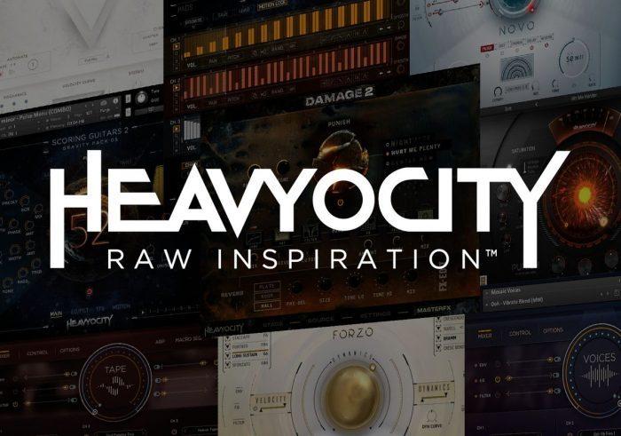 Heavyocity Black Friday Sale