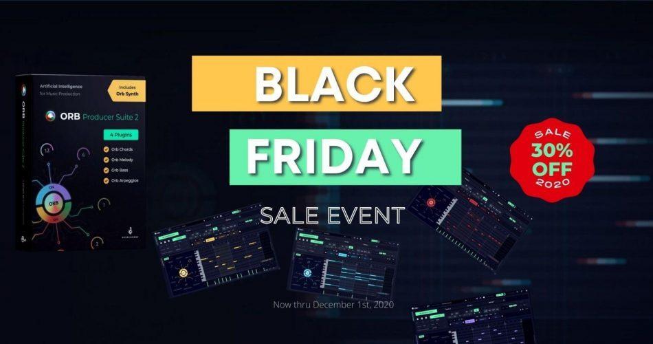 Hexachords Black Friday