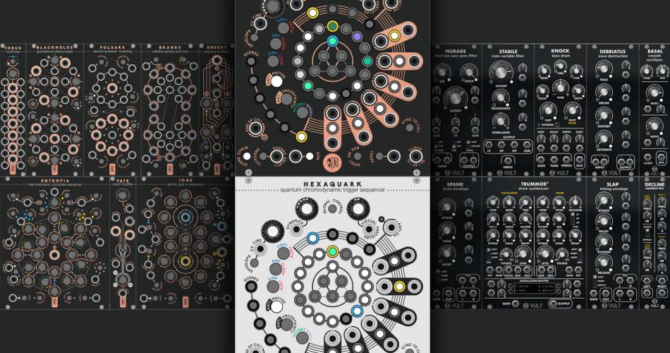 Hexaquark collage