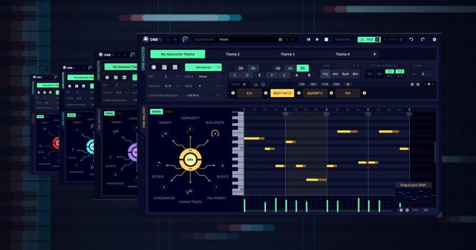 Hexchords Orb Producer Suite 2