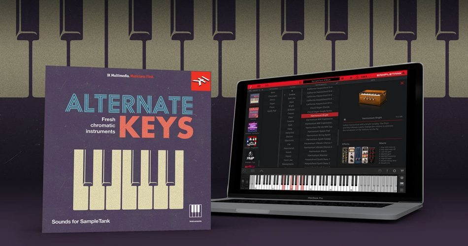 IK Alternate Keys Krazy Deal