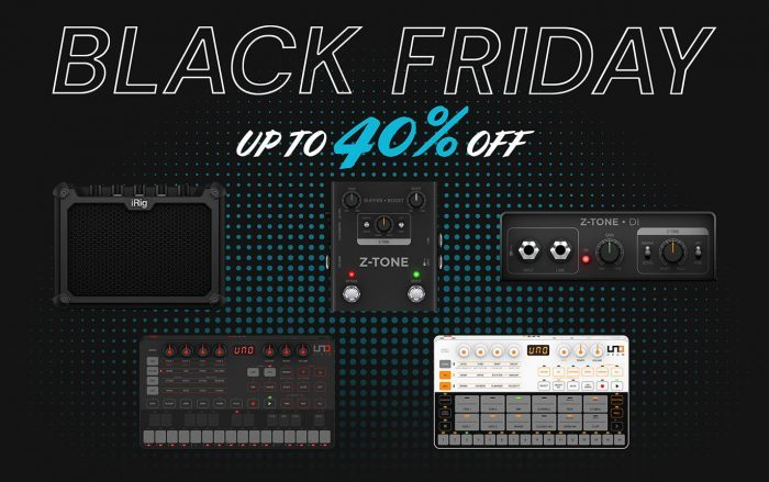 IK Black Friday 40 OFF Hardware