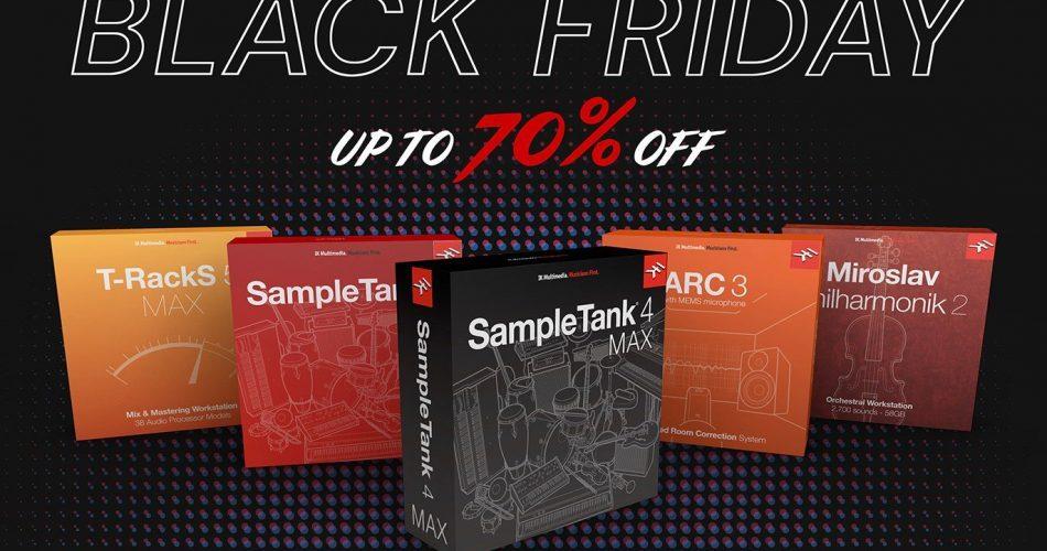 IK Black Friday 70 OFF Software