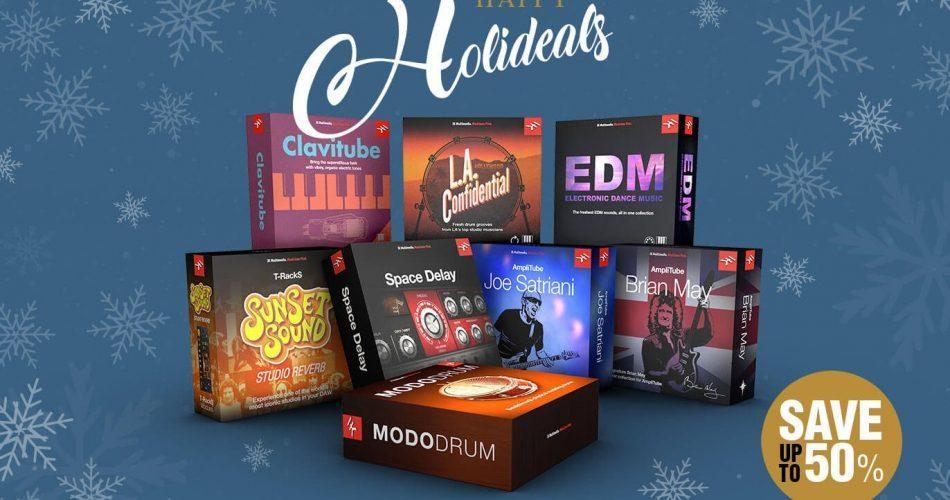 IK Multimedia Happy Holideals Sale