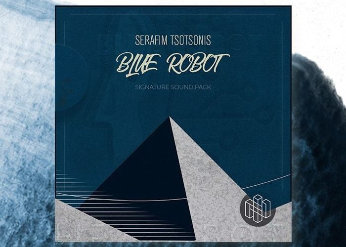 Intimate Noise Blue Robot