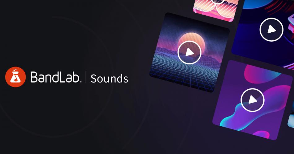 Introducing BandLab Sounds
