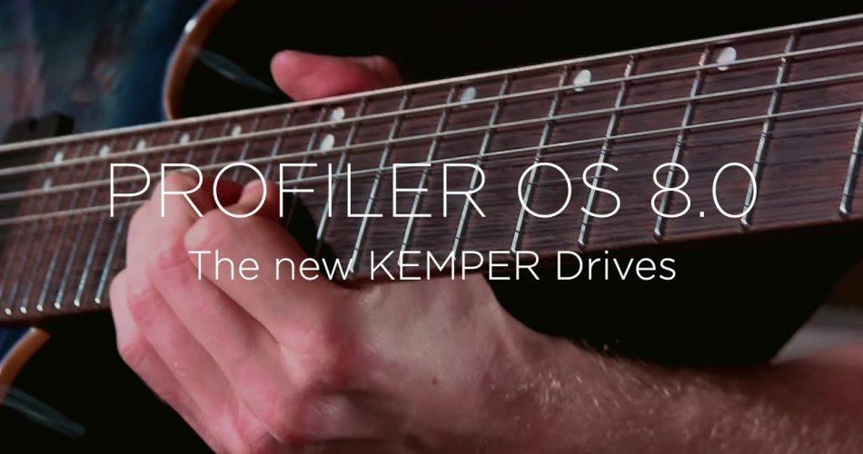 Kemper Profiler OS 8