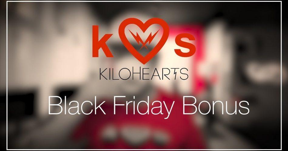 Kilohearts Black Friday Bonus