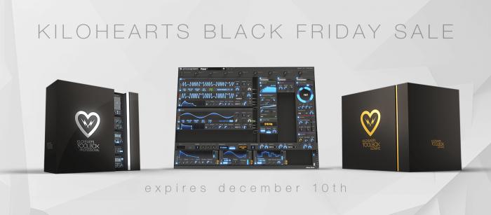Kilohearts Black Friday Sale
