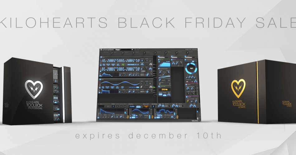 Kilohearts Black Friday Sale