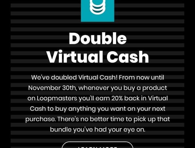 Loopmasters Double Virtual Cash