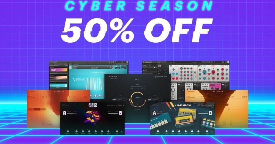 NI Cyber Season Sale