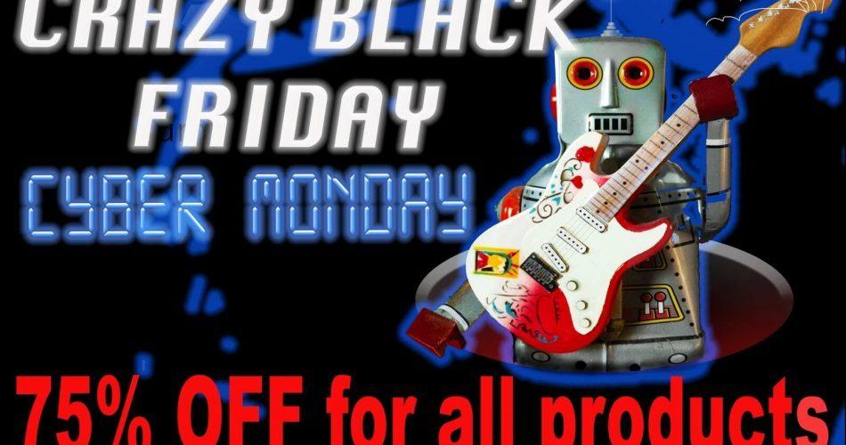Nembrini Crazy Black Friday Sale