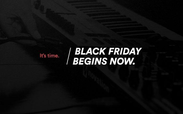 Novation Black Friday Deals